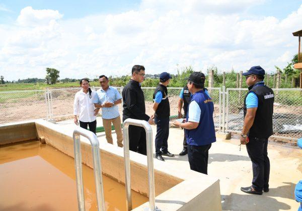 ติดตามความก้าวหน้าโครงการพัฒนาบ่อน้ำบาดาลยักษ์ จ.ชัยนาท