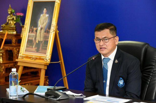 รัฐปักธงเร่งแก้น้ำเค็มรุก 4 ลุ่มน้ำติดอ่าวไทยตั้งเป้าเคาะกรอบแนวทางใน 3 เดือน